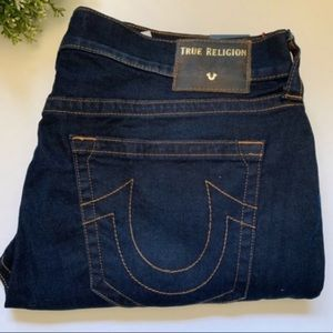 True Religion Man 40W 32 Inseam Jean Geno Slim NWT